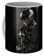 Tom And His Steel Guitar Coffee Mug