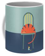 Tom And Jerry Coffee Mug