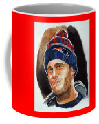 Tom Brady Coffee Mug by Dave Olsen