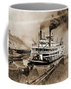 Tom Greene River Boat Coffee Mug