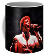 Tom Jones In Concert Coffee Mug