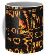 Tomatillo Abstract Coffee Mug