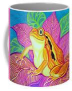 Tomatoe Frog Coffee Mug