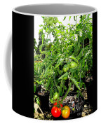 Tomatoes On The Vine Coffee Mug