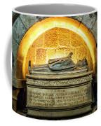 Tomb Of Dona Teresa Coffee Mug