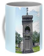 Tomb Of General P G T Beauregards Daughter Coffee Mug