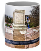 Tomb Of The Unknown Soldiers Coffee Mug