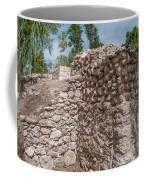 Tombs At Oxtankah Coffee Mug