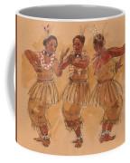 Tonga Dance From Niuafo'ou Coffee Mug