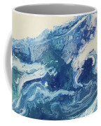 Too Blue Coffee Mug