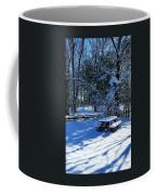 Too Cold To Picnic Coffee Mug