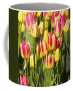 Too Many Tulips Coffee Mug by Jeff Kolker