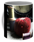 Tools Of The Trade Coffee Mug by Delight Worthyn