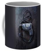 Tools On Wood 28 Coffee Mug