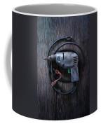 Tools On Wood 29 Coffee Mug