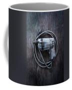 Tools On Wood 30 Coffee Mug