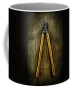 Tools On Wood 34 Coffee Mug