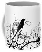 Top Bird Coffee Mug
