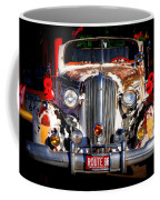 Top Model On Route 66 Coffee Mug