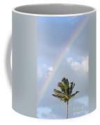 Top Of A Palm Tree Coffee Mug