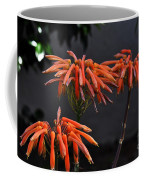 Top Of Aloe Vera Coffee Mug