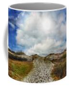 Top Of The Dunes Coffee Mug
