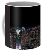Top Of The Rock 3 Coffee Mug