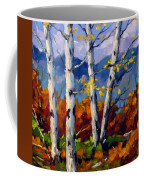 Top Sides Colors Coffee Mug