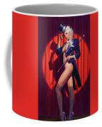 Tophat Lrg Greg Hildebrandt Coffee Mug