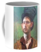 Topper Coffee Mug by JaeMe Bereal