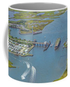 Topsail Island Top Of The Hour Coffee Mug