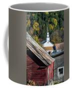 Topsham Village Vermont Coffee Mug