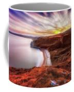 Tor Bay Sunset Coffee Mug