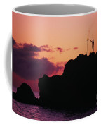 Torch Lighting Coffee Mug