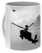 Tornado F3 And Apache Coffee Mug