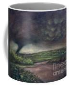 Millsfield Tennessee Tornado From My Backdoor Coffee Mug