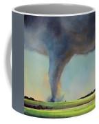 Tornado Touchdown Coffee Mug
