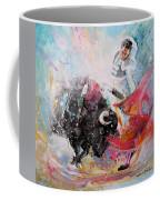 Toro Tempest Coffee Mug