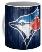 Toronto Blue Jays Barn Door Coffee Mug