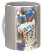 Toronto Blue Jays Jose Bautista 2 Coffee Mug
