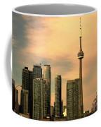 Toronto Cityscape Coffee Mug