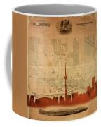 Toronto Skyline 36 Coffee Mug