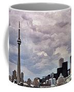 Toronto Skyline Coffee Mug