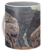 Toroweap Overlook Grand Canyon North Rim Coffee Mug