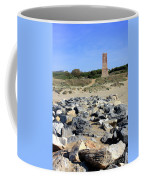 Torre De Los Ladrones At Cabopino Coffee Mug