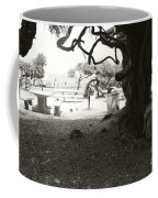Torrey Pines Baggage Claim Coffee Mug