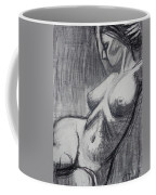 Torso 6 - Female Nude  Coffee Mug