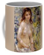 Torso Effect Of Sunlight Coffee Mug