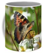 Tortoise Butterfly Coffee Mug