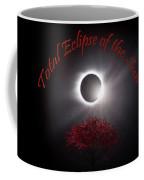 Total Eclipse Of The Sun In Art Coffee Mug